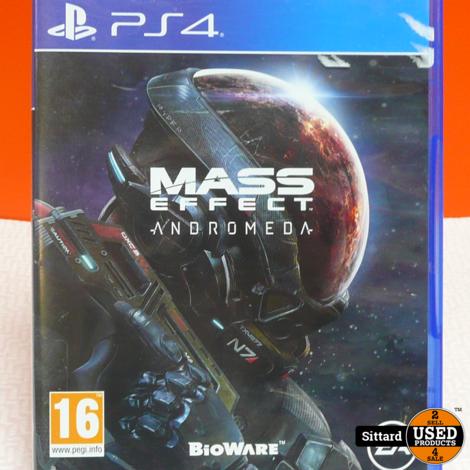 Playstation 4 Game - Mass Effect Andromeda
