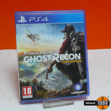 Playstation 4 Game - Tom Clancy's Ghost Recon Wildlands