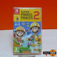 Nintendo Switch Game - Super Mario Maker 2 | Nwpr. 59.99 Euro