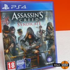 Playstation 4 Game - Assassin's creed Syndicate | Nwpr. 19.99 Euro