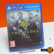 Sony Playstation 4 Game - The Order 1886 | Elders 14.98 Euro