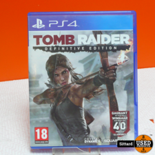 Sony Playstation 4 Game - Tomb Raider | Elders 14,98 Euro