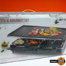 Raclette & gourmet set
