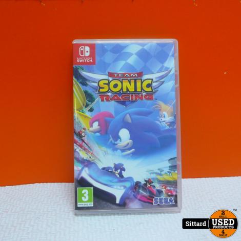 Nintendo Switch Game - Sonic Team Racing | Nwpr. 39.98 Euro
