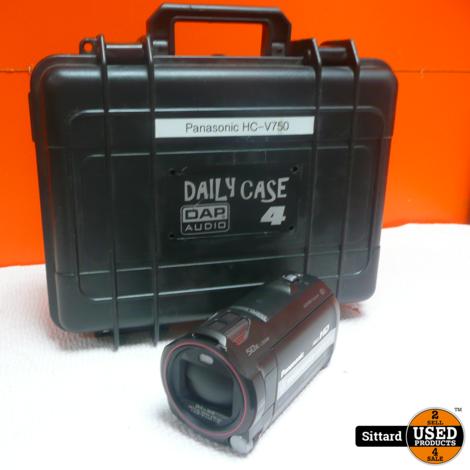 Panasonic HC-V750 Handycam , nwpr. 399.99 Euro