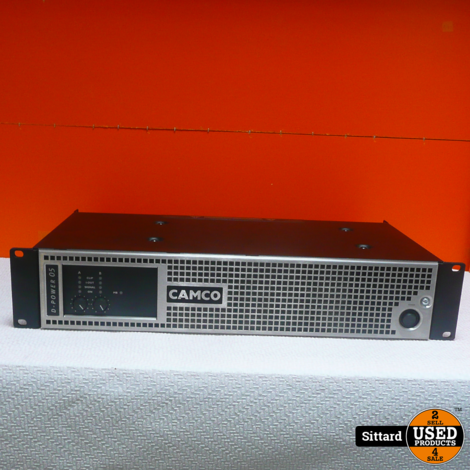 Camco D-Power 05 PA - 250W output | Nwpr. 1240,- Euro