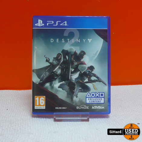 Sony Playstation 4 Game - Destiny 2 | Nwpr. 14.98 Euro,-