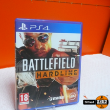 PS4 Game - Battlefield hardline , 19.99 Euro