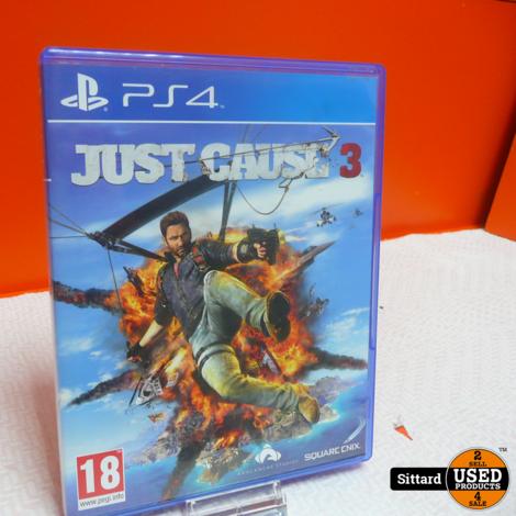PS4 Game - Just Cause 3 , Elders voor 14.99 Euro