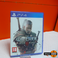 PS4 Game - The witcher wild hunt , nwpr. 29.99 Euro