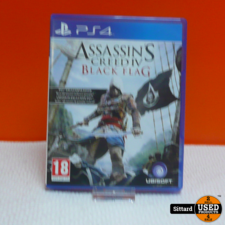 Playstation 4 Game - Assassin's Creed IV Black Flag | 14.98 Euro