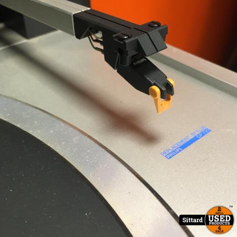 Philips FP 146 Linear Tracking Turntable platenspeler