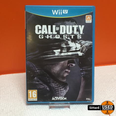 Call of Duty GHOSTS | WiiU