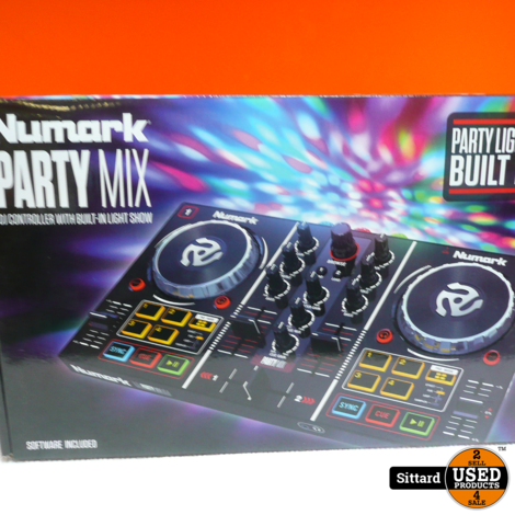 Numark Party Mix | Nwpr. 89,- Euro