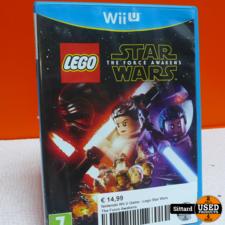 Nintendo Wii U Game - Lego Star Wars The Force Awakens