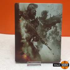 Xbox one Black ops 4 steelcase edition