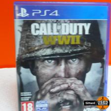 PS4 Game : COD World War 2 , Elders voor 19.99 Euro