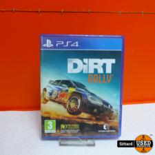 PS4 Game : DIRT Rally , Elders voor 24.99 Euro
