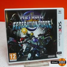 Nintendo 3DS Game - Metroid Prime Federation Force   Elders 14.98 Euro