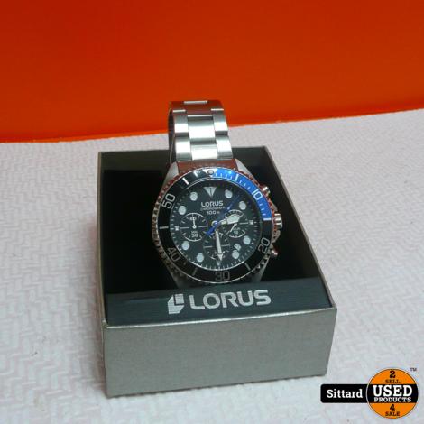LORUS vd53-x273 chronograph herenhorloge | nwpr 99 euro