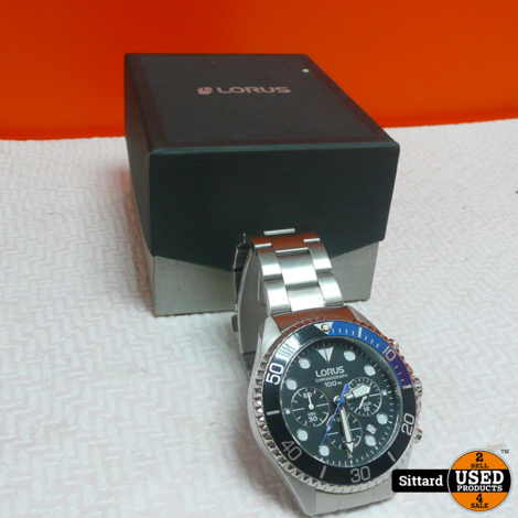 LORUS vd53-x273 chronograph herenhorloge   nwpr 99 euro