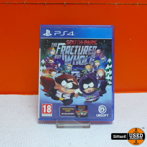 Playstation 4 Game - South Park the Fractured ButWhole | Elders. 19.98 Euro