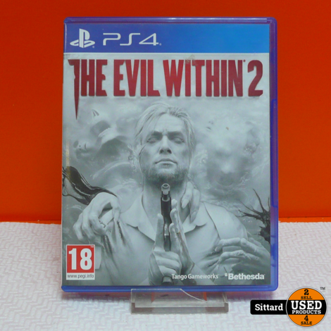 Playstation 4 Game - The Evil Within 2 | Elders. 14.98 Euro