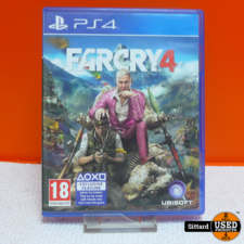 Playstation 4 Game - Far Cry 4 | Nwpr. 19.98 Euro