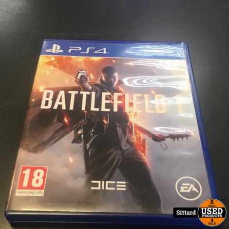playstation 4 - battlefield 1