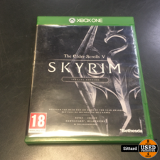 xbox one - skyrim
