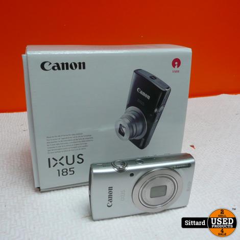 Canon Ixus 185 Compleet met doos , nwpr. 98 Euro