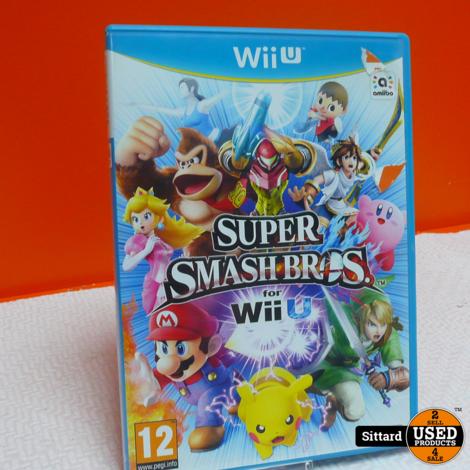 Wii U Game - Super Smash Bros , Elders voor 29.99 Euro