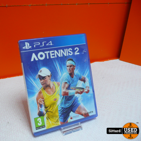 PS4 Game - AO Tennis 2 , nwpr. 49.99 Euro