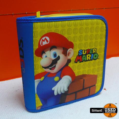 Nintendo 3DS Super Mario opbergtas