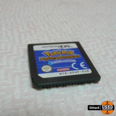NDS Game : Pokémon Mystery Dungeon , Elders voor 14.99 Euro
