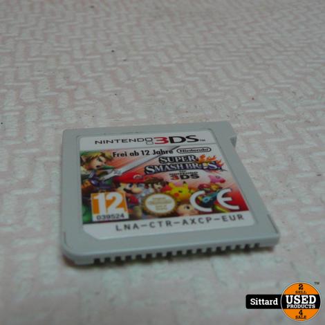 N3DS Game : Super Smash Bros , Elders voor 29.99 Euro