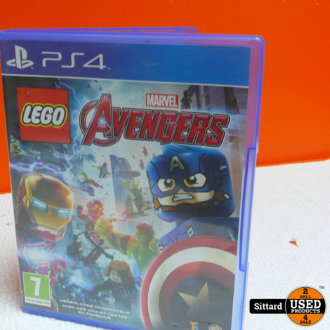 LEGO Marvel Avengers | PS4