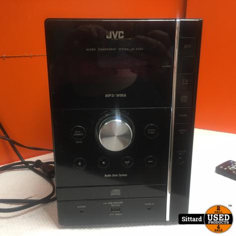 JVC MP3/WMA UX-G355 radio