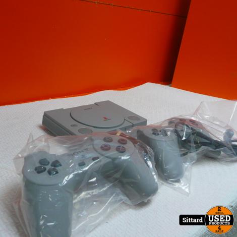 SONY Playstation classic console , compleet met doos , nwpr. 119 Euro