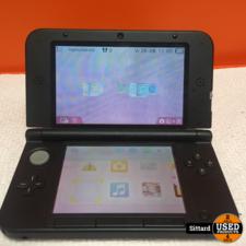 Nintendo 3DS XL  zwart, in nette staat, nwpr 179,99