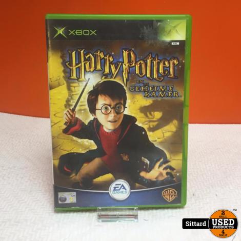 Harry Potter en de geheime kamer | xbox classic