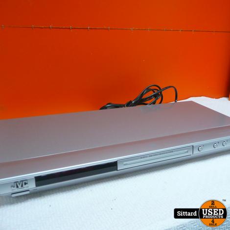 JVC XV-N212 DVD speler, compleet en in nieuwstaat