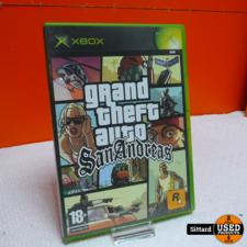 XBOX Game - GTA San Andreas , Elders voor 29.99 Euro