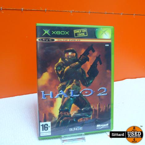 XBOX Game - HALO 2 , Elders voor 14.99 Euro
