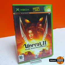 XBOX Game - Unreal 2 the awakening , Elders voor 9.99 Euro