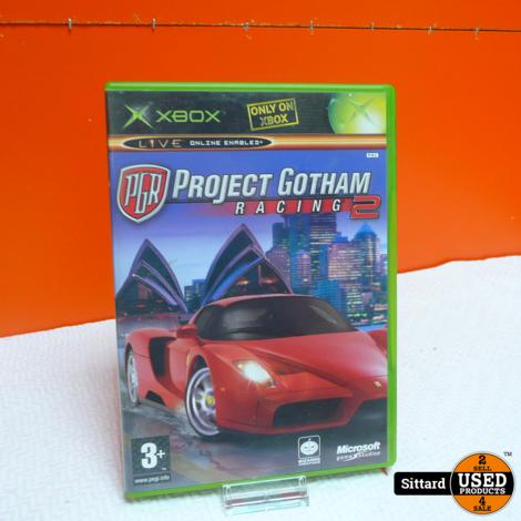 XBOX Game - Project Gotham Racing 2 , Elders voor 9.99 Euro