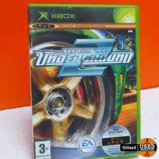 XBOX Game - Need For Speed Underground 2 , Elders voor 14.99 Euro