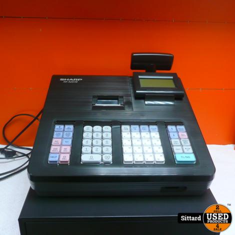 Sharp XE-A207B Kassa Apparaat | Nwpr. 268,- euro excl BTW