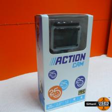 Action cam , nieuw in doos