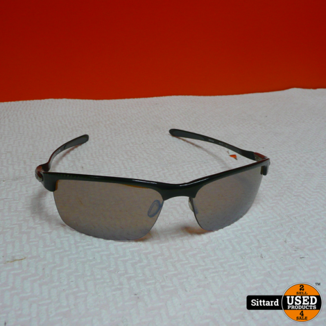 Oakley carbon blade zonnebril | nwpr. 399 euro